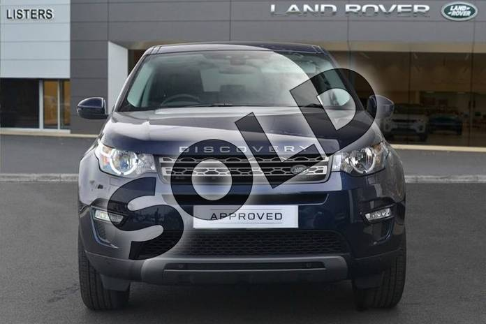 Image seven of this 2019 Land Rover Discovery Sport Diesel SW 2.0 TD4 180 SE Tech 5dr Auto in Loire Blue at Listers Land Rover Hereford