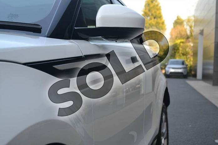 Image thirteen of this 2019 Range Rover Evoque Diesel Hatchback 2.0 D180 S 5dr Auto in Fuji White at Listers Land Rover Hereford