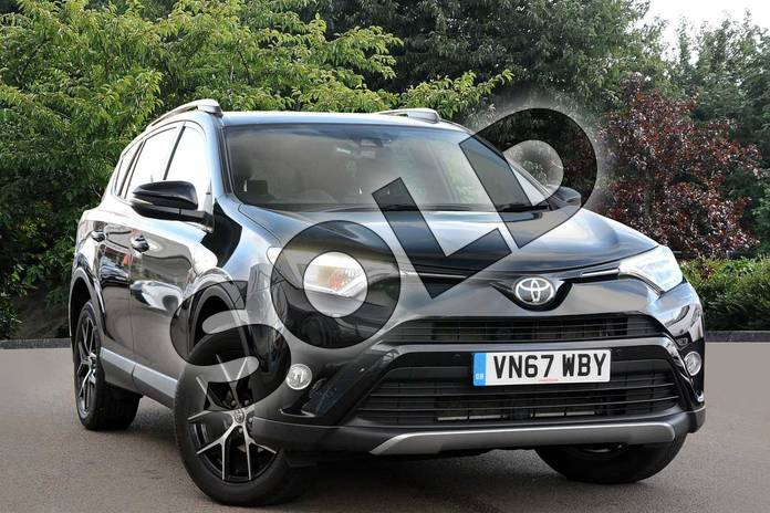 Picture of Toyota RAV4 2.0 V-Matic Icon TSS 5dr CVT in Eclipse Black