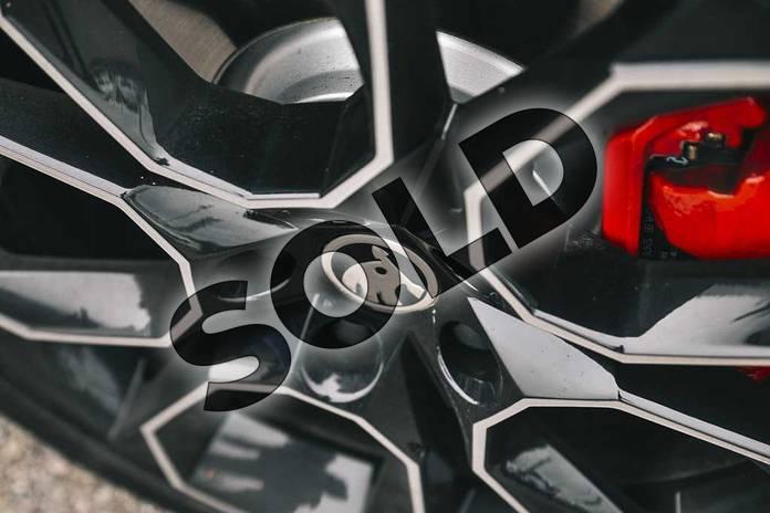 ŠKODA Octavia 2 0 TSI 245 vRS Challenge 5dr DSG for sale at