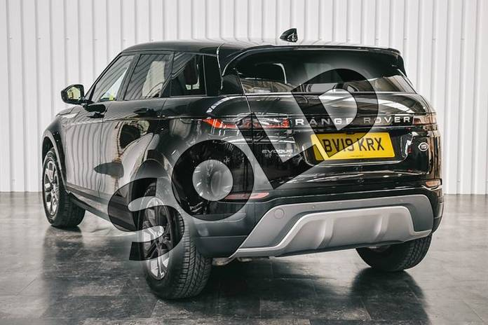 Image two of this 2019 Range Rover Evoque Diesel Hatchback Diesel 2.0 D180 S 5dr Auto in Santorini Black at Listers Land Rover Solihull