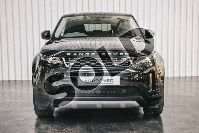 Image seven of this 2019 Range Rover Evoque Diesel Hatchback Diesel 2.0 D180 S 5dr Auto in Santorini Black at Listers Land Rover Solihull