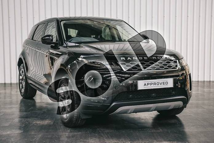 Picture of Range Rover Evoque 2.0 D180 S 5dr Auto in Santorini Black