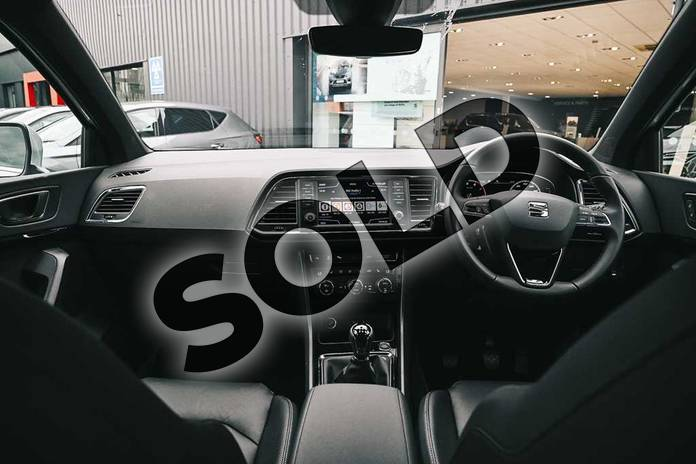Image two of this 2019 SEAT Ateca Estate 1.5 TSI EVO Xcellence Lux (EZ) 5dr in Reflex silver at Listers SEAT Coventry