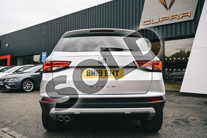Image seven of this 2019 SEAT Ateca Estate 1.5 TSI EVO Xcellence Lux (EZ) 5dr in Reflex silver at Listers SEAT Coventry