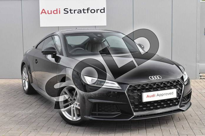 Picture of Audi TT Coup- Sport 45 TFSI  245 PS S tronic in Myth Black Metallic