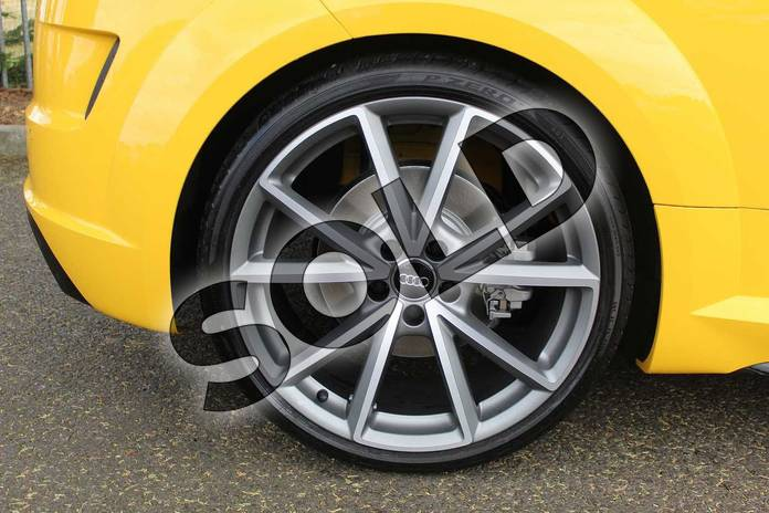 Image five of this 2019 Audi TT Coupe 45 TFSI Black Edition 2dr S Tronic in Vegas Yellow at Coventry Audi