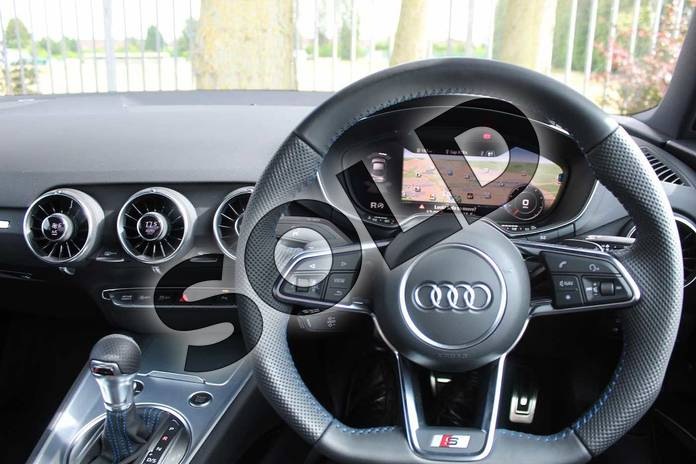 Image six of this 2019 Audi TT Coupe 45 TFSI Black Edition 2dr S Tronic in Vegas Yellow at Coventry Audi