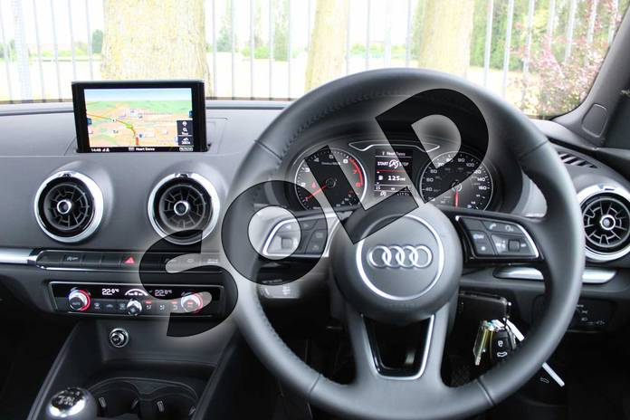Image six of this 2019 Audi A3 Cabriolet 35 TFSI Sport 2dr in Ibis White at Coventry Audi