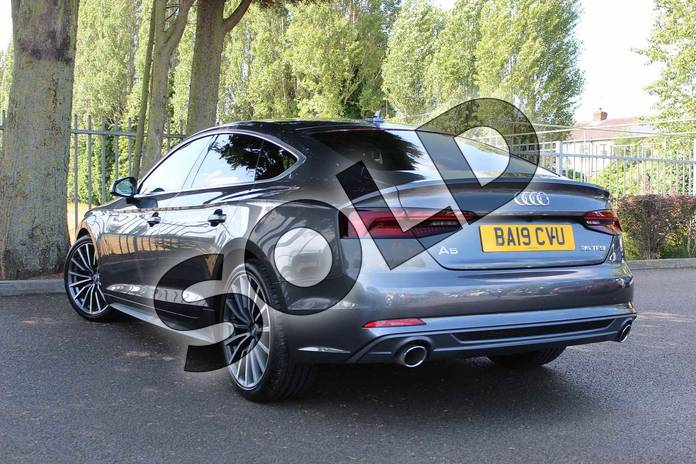 Audi A5 35 TFSI S Line 5dr S Tronic for sale at Coventry ...