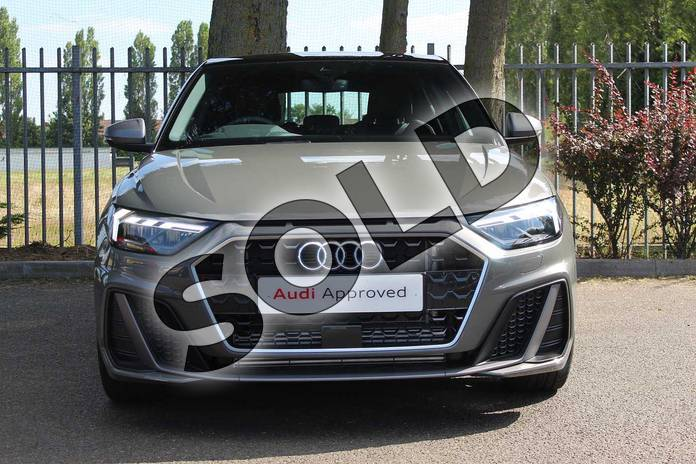 Image seven of this 2019 Audi A1 Sportback 40 TFSI S Line Competition 5dr S Tronic in Chronos Grey Metallic at Coventry Audi