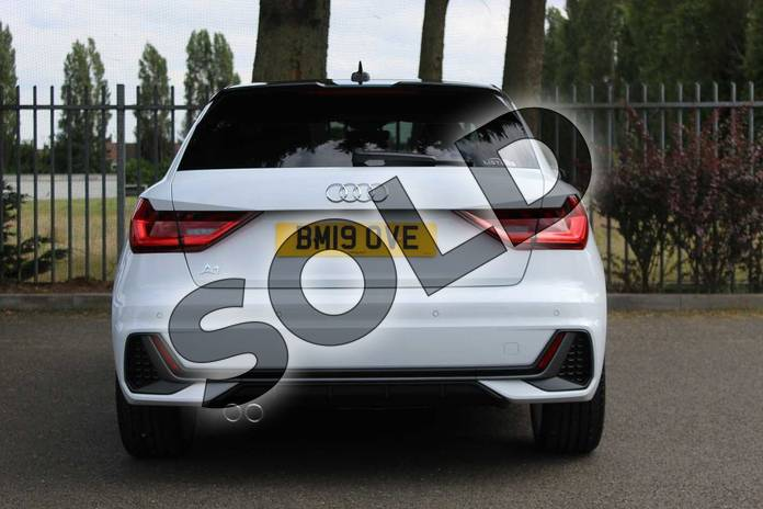 Image twelve of this 2019 Audi A1 Sportback 40 TFSI S Line Competition 5dr S Tronic in Glacier White Metallic at Coventry Audi