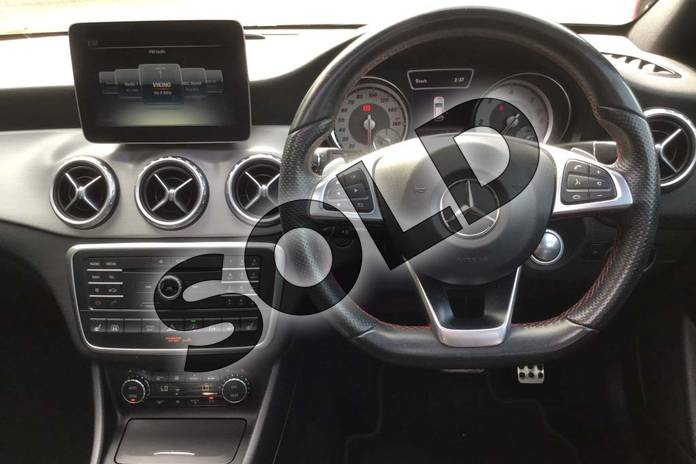 Image seven of this 2016 Mercedes-Benz GLA Class Diesel Hatchback Diesel GLA 220d 4Matic AMG Line 5dr Auto in Cosmos Black Metallic at Mercedes-Benz of Grimsby