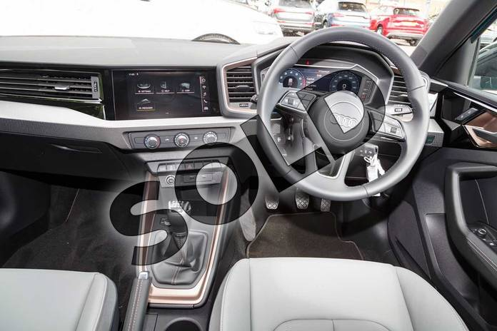 Image six of this 2019 Audi A1 Sportback Special Editions Special Editions 35 TFSI S Line Style Edition 5dr in Tioman Green at Worcester Audi
