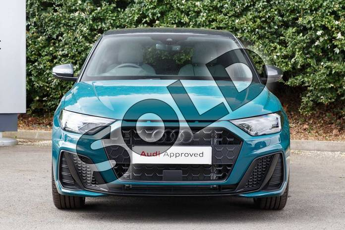 Image seven of this 2019 Audi A1 Sportback Special Editions Special Editions 35 TFSI S Line Style Edition 5dr in Tioman Green at Worcester Audi