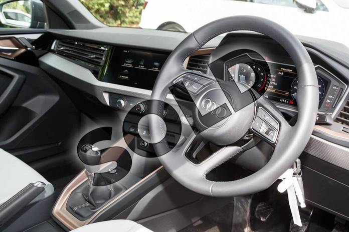 Image eight of this 2019 Audi A1 Sportback Special Editions Special Editions 35 TFSI S Line Style Edition 5dr in Tioman Green at Worcester Audi