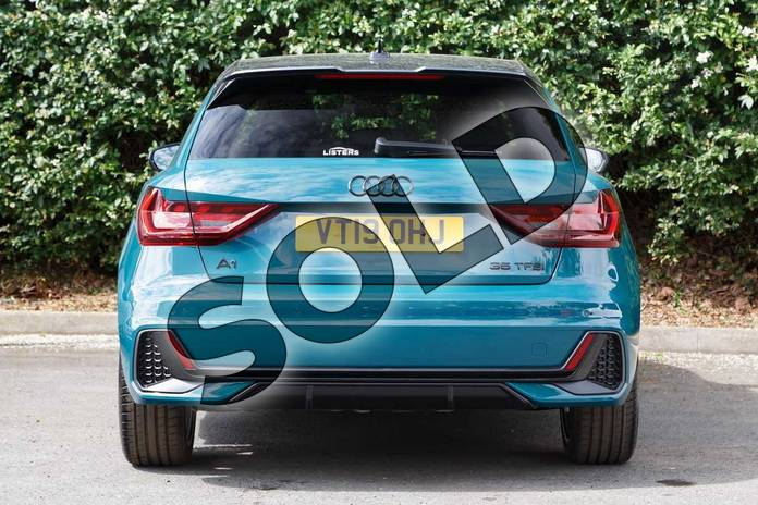Image nine of this 2019 Audi A1 Sportback Special Editions Special Editions 35 TFSI S Line Style Edition 5dr in Tioman Green at Worcester Audi