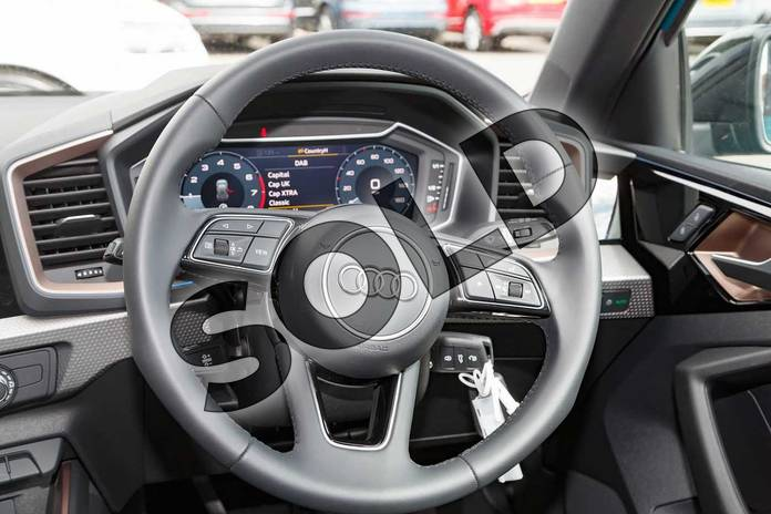 Image twelve of this 2019 Audi A1 Sportback Special Editions Special Editions 35 TFSI S Line Style Edition 5dr in Tioman Green at Worcester Audi