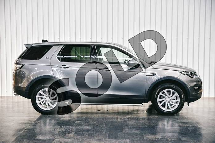 Image five of this 2019 Land Rover Discovery Sport Diesel SW Diesel SW 2.0 TD4 180 SE Tech 5dr Auto in Corris Grey at Listers Land Rover Solihull