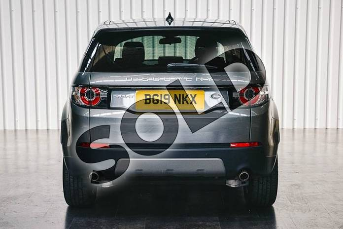 Image six of this 2019 Land Rover Discovery Sport Diesel SW Diesel SW 2.0 TD4 180 SE Tech 5dr Auto in Corris Grey at Listers Land Rover Solihull
