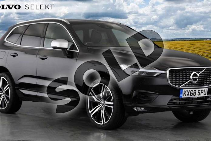 Picture of Volvo XC60 2.0 T5 (250) R DESIGN Pro 5dr AWD Geartronic in 717 Onyx Black