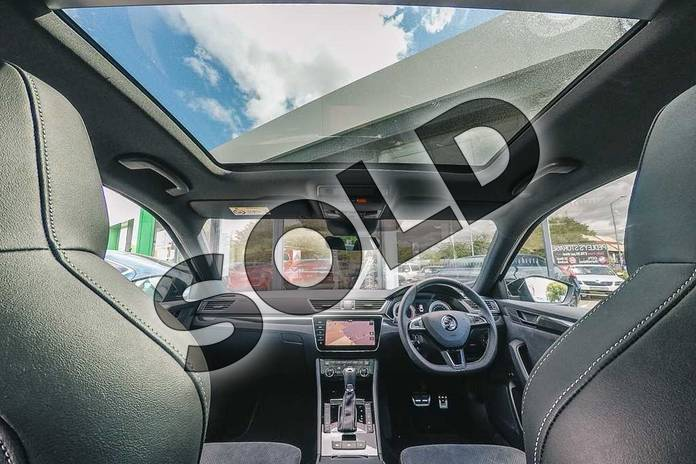 Image seven of this 2019 Skoda Superb Diesel Hatchback Diesel 2.0 TDI CR 190 Sport Line Plus 4X4 5dr DSG 7 Speed in Black Magic Pearl Effect at Listers ŠKODA Coventry