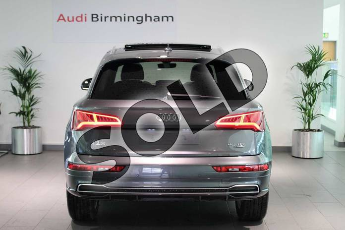 Image fifteen of this 2019 Audi Q5 Diesel Estate Diesel 40 TDI Quattro S Line 5dr S Tronic in Daytona Grey Pearlescent at Birmingham Audi