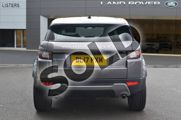 Image six of this 2017 Range Rover Evoque Diesel Hatchback Diesel 2.0 eD4 SE Tech 5dr 2WD in Corris Grey at Listers Land Rover Hereford