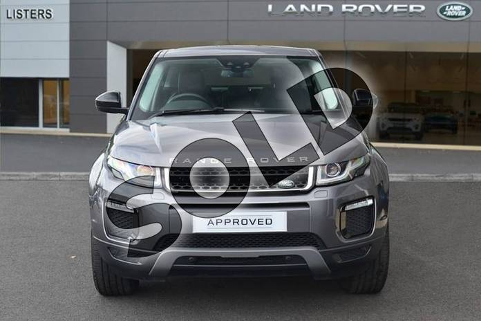 Image seven of this 2017 Range Rover Evoque Diesel Hatchback Diesel 2.0 eD4 SE Tech 5dr 2WD in Corris Grey at Listers Land Rover Hereford