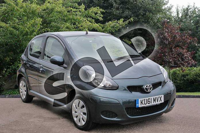 Toyota AYGO Hatchback Special Edition Special Edition 1.0 VVT-i Ice 5dr