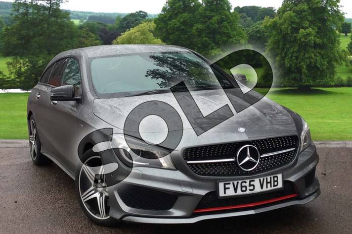 Mercedes-Benz CLA Class Shooting Brake Shooting Brake CLA 250 Engineered by AMG 4Matic 5dr Tip Auto