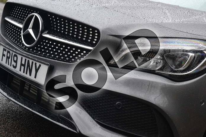 Image twenty-one of this 2019 Mercedes-Benz CLA Class Diesel Shooting Brake Diesel Shooting Brake CLA 220d AMG Line Night Ed Pls 4Matic 5dr Tip Auto in mountain grey metallic at Mercedes-Benz of Lincoln