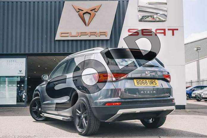 Image three of this 2018 SEAT Ateca Estate 1.0 TSI SE L (EZ) 5dr in Grey at Listers SEAT Coventry