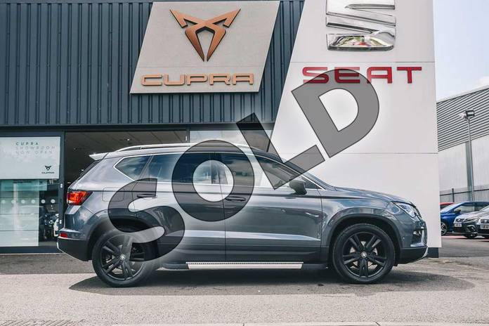 Image four of this 2018 SEAT Ateca Estate 1.0 TSI SE L (EZ) 5dr in Grey at Listers SEAT Coventry