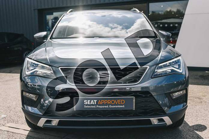Image seven of this 2018 SEAT Ateca Estate 1.0 TSI SE L (EZ) 5dr in Grey at Listers SEAT Coventry