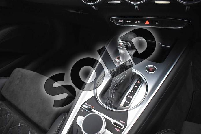 Image seven of this 2019 Audi TT Coupe 45 TFSI S Line 2dr S Tronic in Nano Grey Metallic at Birmingham Audi