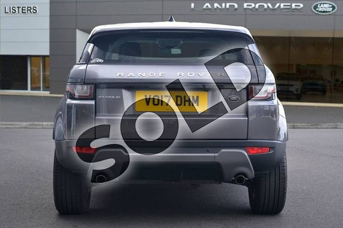 Image six of this 2017 Range Rover Evoque Diesel Hatchback Diesel 2.0 TD4 SE Tech 5dr in Corris Grey at Listers Land Rover Hereford