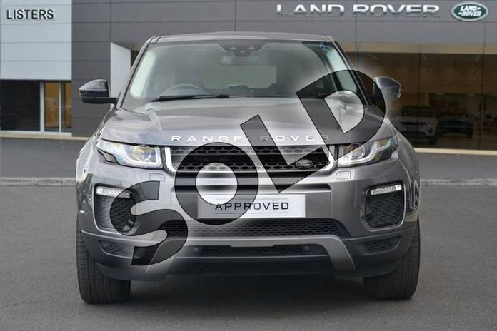 Image seven of this 2017 Range Rover Evoque Diesel Hatchback Diesel 2.0 TD4 SE Tech 5dr in Corris Grey at Listers Land Rover Hereford