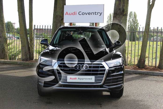 Image seven of this 2019 Audi Q5 Diesel Estate 40 TDI Quattro Sport 5dr S Tronic in Myth Black Metallic at Coventry Audi