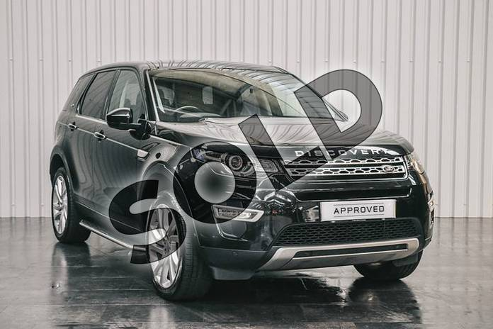 Land Rover Discovery Sport Diesel SW Diesel SW 2.0 TD4 180 HSE Luxury 5dr Auto