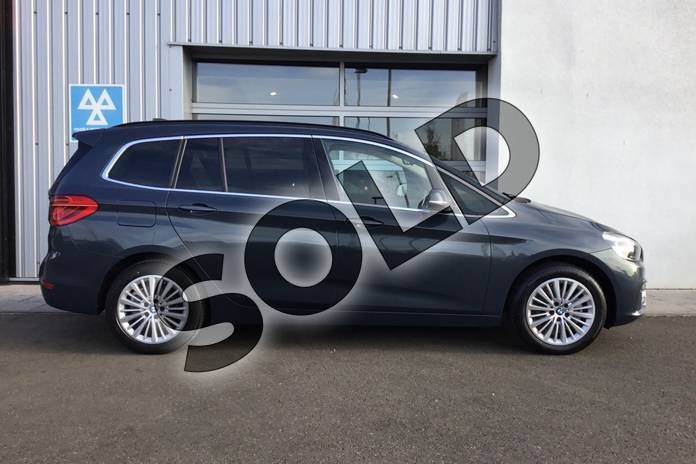 Image four of this 2015 BMW 2 Series Diesel Gran Tourer Diesel Gran Tourer 216d Luxury 5dr in Atlantic Grey at Listers King's Lynn (BMW)