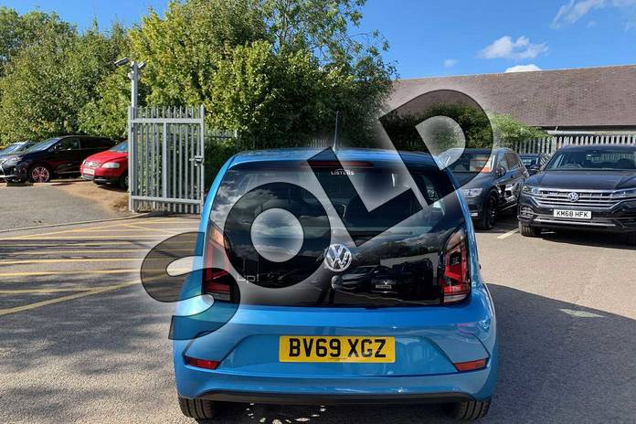 Image eight of this 2019 Volkswagen Up Hatchback 1.0 Move Up 5dr in Costa Azule at Listers Volkswagen Leamington Spa