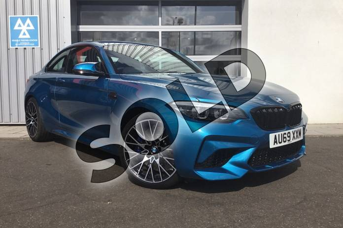 BMW M2 Coupe M2 Competition 2dr