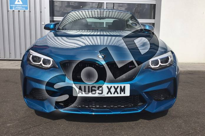 Image three of this 2019 BMW M2 Coupe M2 Competition 2dr in Long Beach Blue at Listers King's Lynn (BMW)