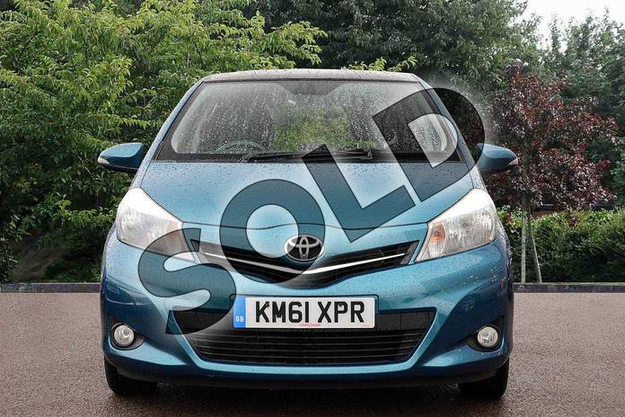 Image five of this 2012 Toyota Yaris Hatchback 1.33 VVT-i T Spirit 5dr in Green at Listers Toyota Nuneaton