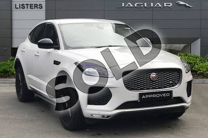 Picture of Jaguar E-PACE D180 R-Dynamic S AWD in Borasco Grey