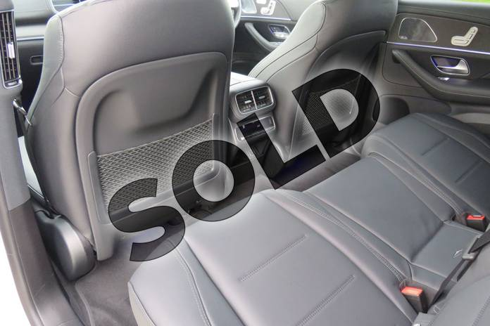 Image nineteen of this 2019 Mercedes-Benz GLE Diesel Estate Diesel GLE 300d 4Matic AMG Line Prem + 5dr 9G-Tron (7 St) in designo diamond white bright at Mercedes-Benz of Boston
