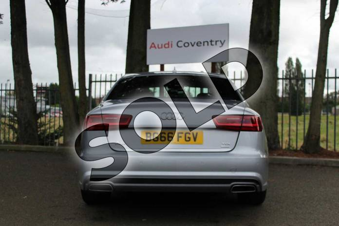 Image eight of this 2016 Audi A6 Diesel Saloon Diesel 2.0 TDI Ultra S Line 4dr S Tronic in Floret Silver Metallic at Coventry Audi