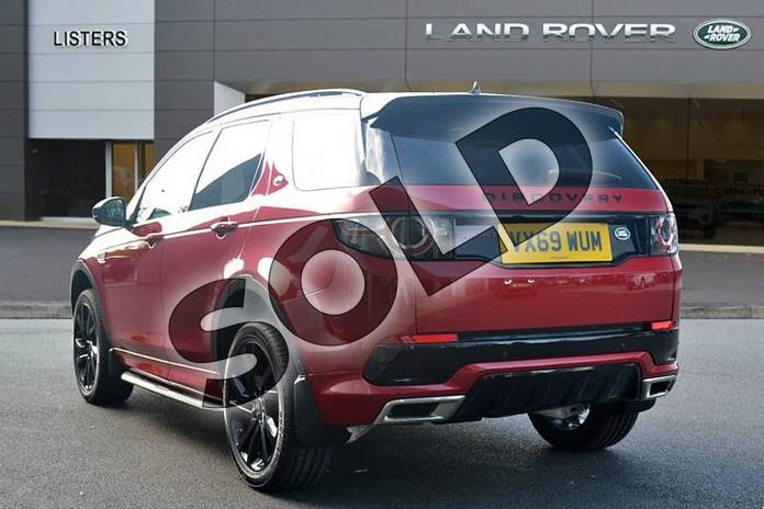 Image two of this 2019 Land Rover Discovery Sport Diesel SW 2.0 TD4 180 HSE Luxury 5dr Auto (5 Seat) in Firenze Red at Listers Land Rover Hereford