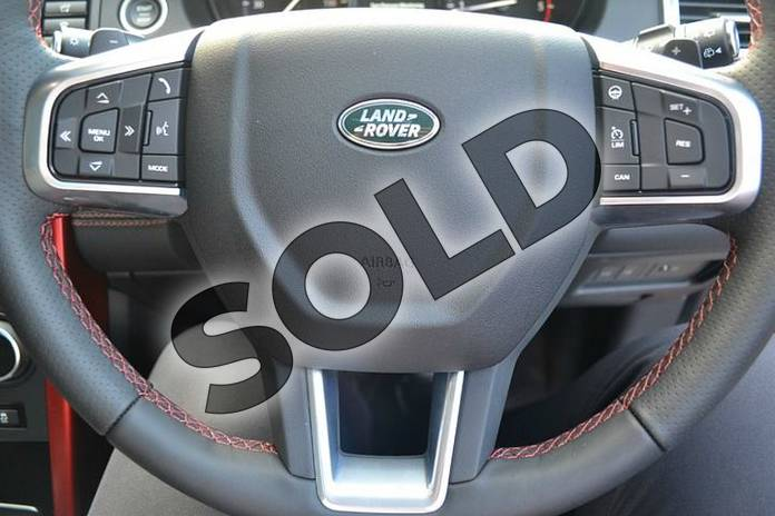 Image seventeen of this 2019 Land Rover Discovery Sport Diesel SW 2.0 TD4 180 HSE Luxury 5dr Auto (5 Seat) in Firenze Red at Listers Land Rover Hereford
